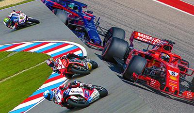 Motorsport & automotive