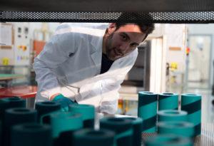 2015: ATP avvia la produzione di semilavorati speciali