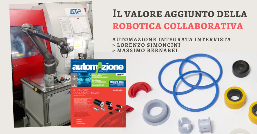 automazione robotica