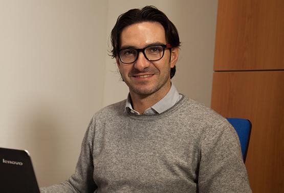 Massimo, responsabile-produzione-ATP