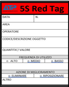 red tag ATP 5s